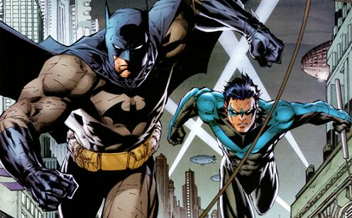 Batman-Nightwing